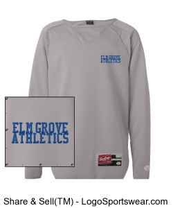 EG Batting Practice Fleece Design Zoom