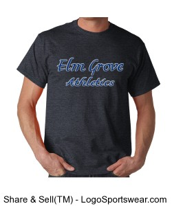 Elm Grove Athletics Tshirt Design Zoom